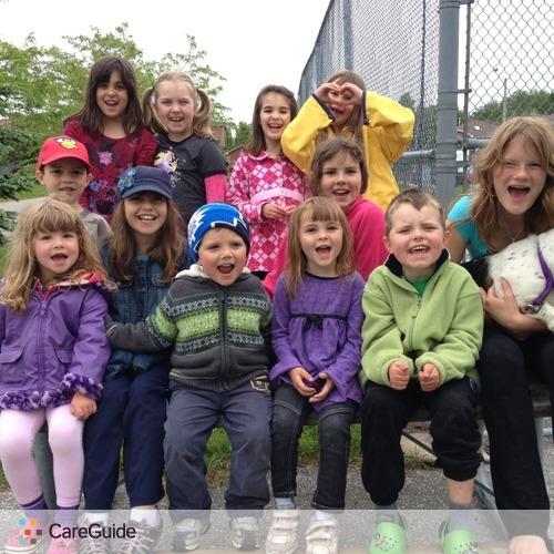 Child Care Provider Heather G's Profile Picture