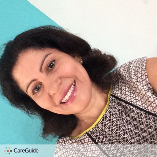 Housekeeper Provider Nilva Ferreira's Profile Picture