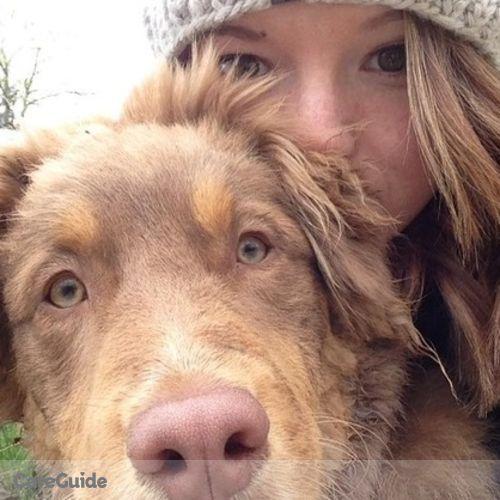 Pet Care Provider Samantha Kuntzelman's Profile Picture