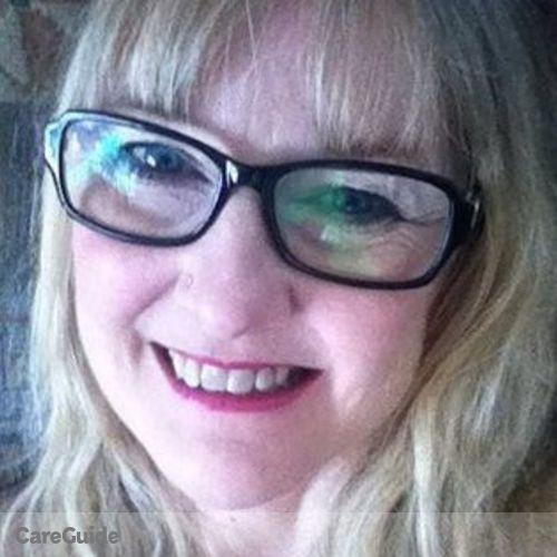 Canadian Nanny Provider Suzette Hill's Profile Picture