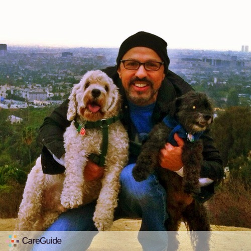 Pet Care Provider Tim Ramirez's Profile Picture