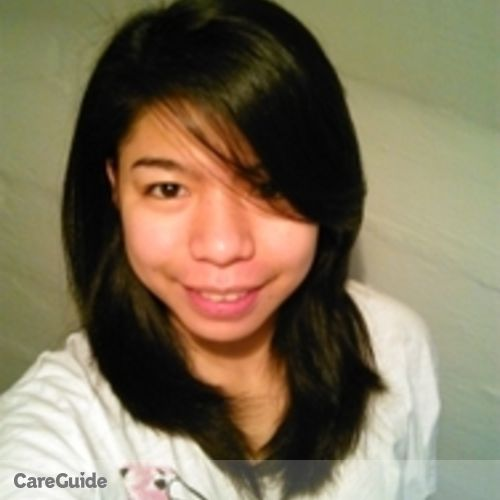 Canadian Nanny Provider Cyrene Vienne Magsucang's Profile Picture