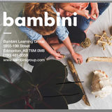 Join the bambini learning group family !