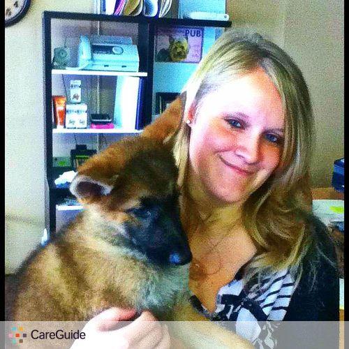 Pet Care Provider Johanna Martin's Profile Picture