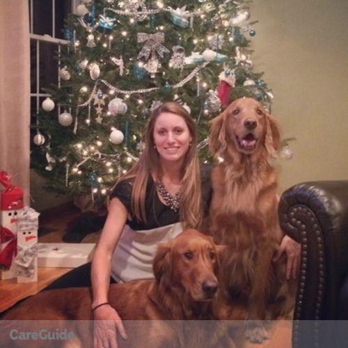 Pet Care Provider Samantha Aitken's Profile Picture