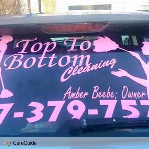 Housekeeper Provider Amber Beebe's Profile Picture