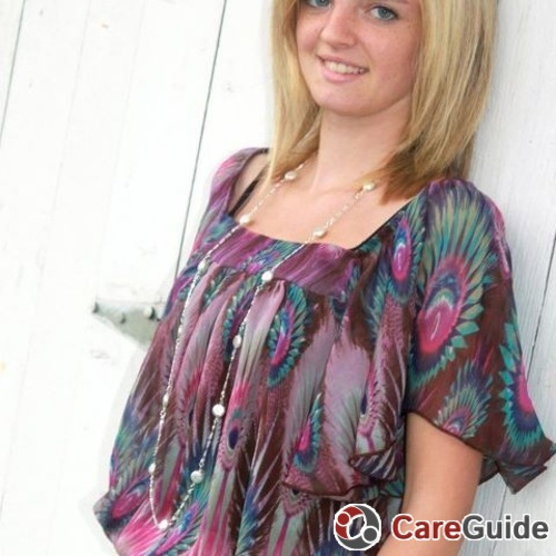 Child Care Provider Abby Harrop's Profile Picture