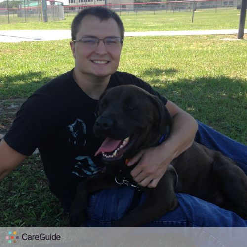 Pet Care Provider Richard Brown's Profile Picture