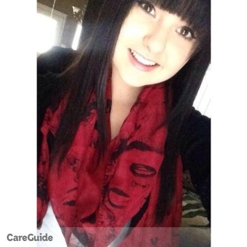 Canadian Nanny Provider Kassidy J's Profile Picture