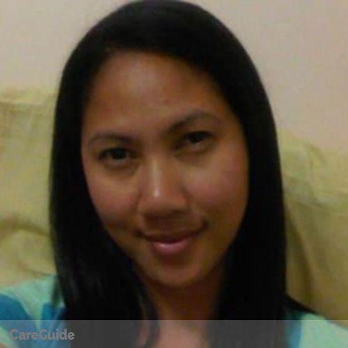 Canadian Nanny Provider Cherryl Corpuz's Profile Picture