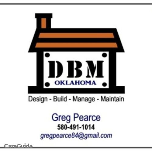 Painter Provider Greg Pearce's Profile Picture