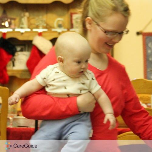 Child Care Provider Eden Bush's Profile Picture