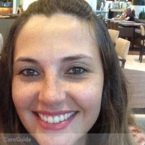 Canadian Nanny Provider Mariane Franz's Profile Picture