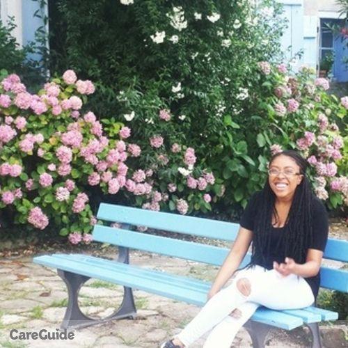 Canadian Nanny Provider Candice Messam's Profile Picture