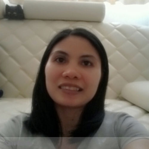 Canadian Nanny Provider Mia Gay Amaca's Profile Picture