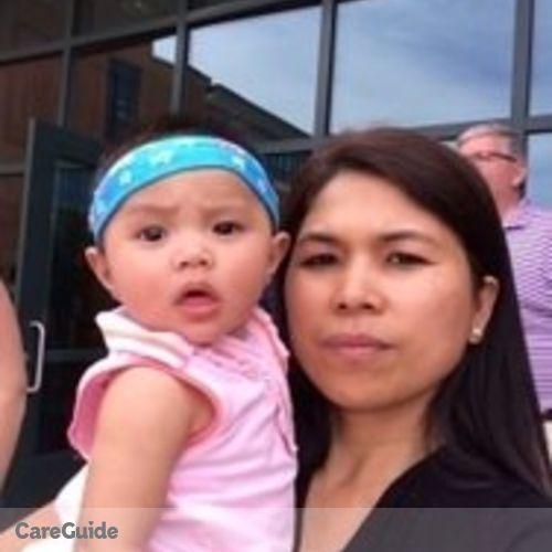 Canadian Nanny Provider Sylvia's Profile Picture