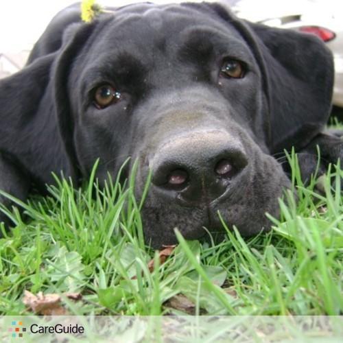 Pet Care Provider Patricia Harder's Profile Picture