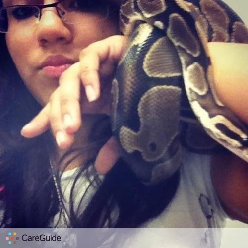 Pet Care Provider Kiara Jimenez's Profile Picture