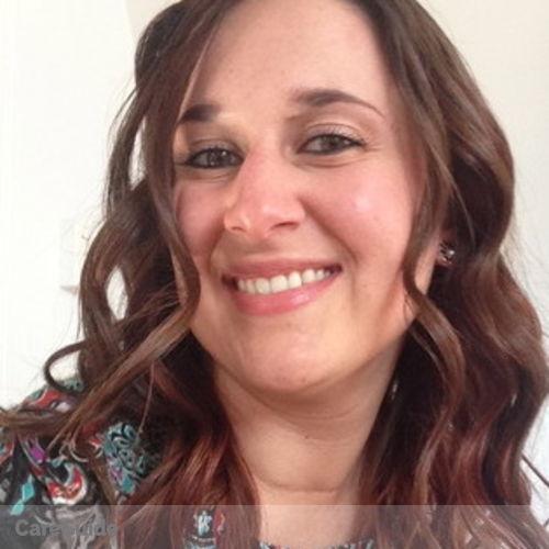 Canadian Nanny Provider Vanessa Trapani's Profile Picture