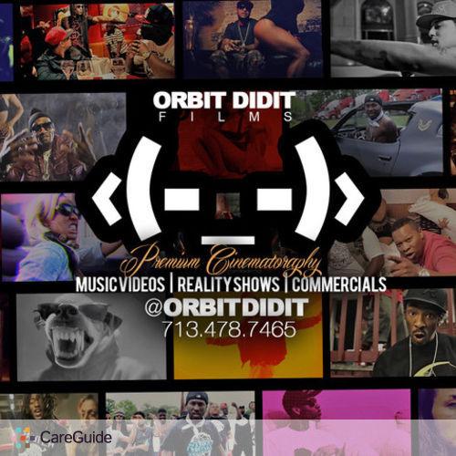 Videographer Provider Orbit D's Profile Picture