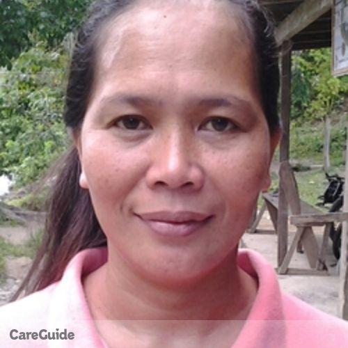 Canadian Nanny Provider Marilou V's Profile Picture