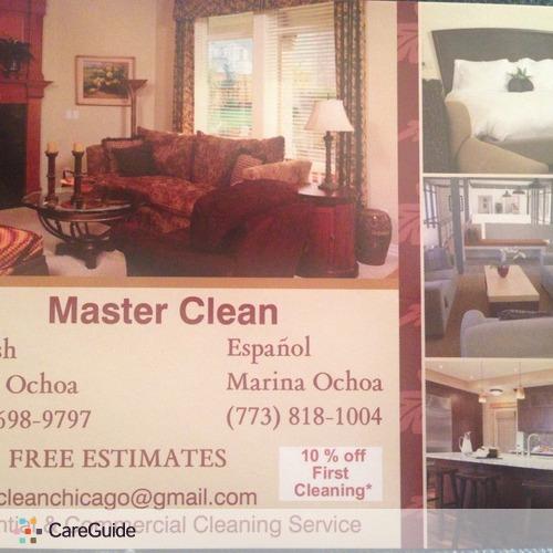Housekeeper Provider Heidi Ochoa's Profile Picture