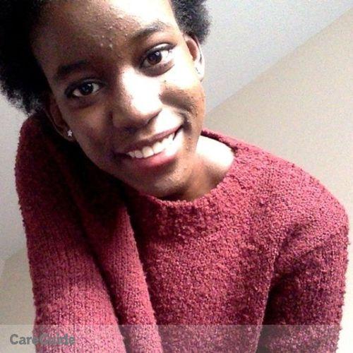 Canadian Nanny Provider Madina T's Profile Picture