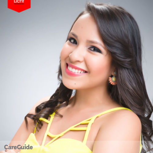 Canadian Nanny Provider Genesis Aguilar's Profile Picture
