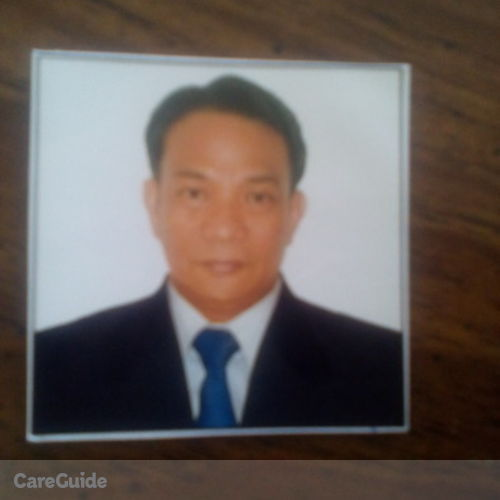 Housekeeper Provider Fernando Tampoc's Profile Picture