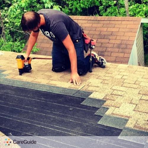 Roofer Provider Dustin K's Profile Picture