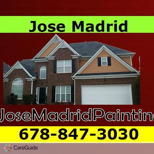 Painter Provider Jose Madrid's Profile Picture