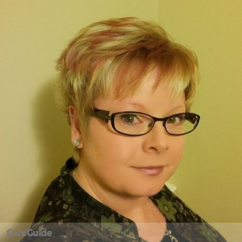 Canadian Nanny Provider Candace B's Profile Picture
