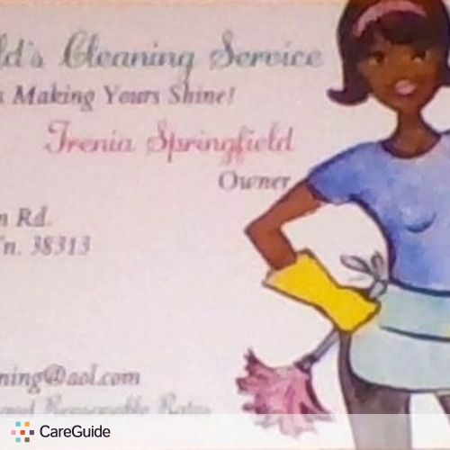 Housekeeper Provider Trenia Springfield's Profile Picture
