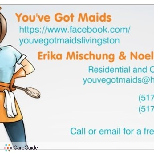 Housekeeper Provider Noelle Baker 's Profile Picture