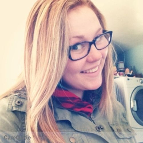 Canadian Nanny Provider Samantha McInroy's Profile Picture