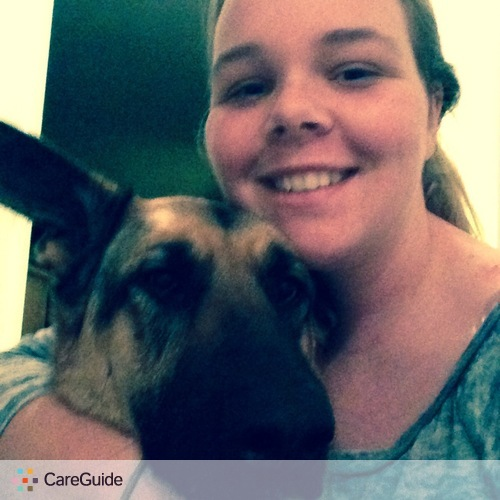 Pet Care Provider Sara Eckert's Profile Picture