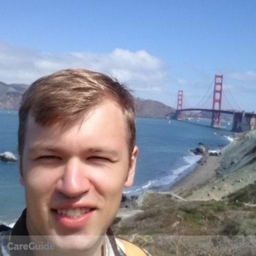 House Sitter Provider Anton Ohmush's Profile Picture