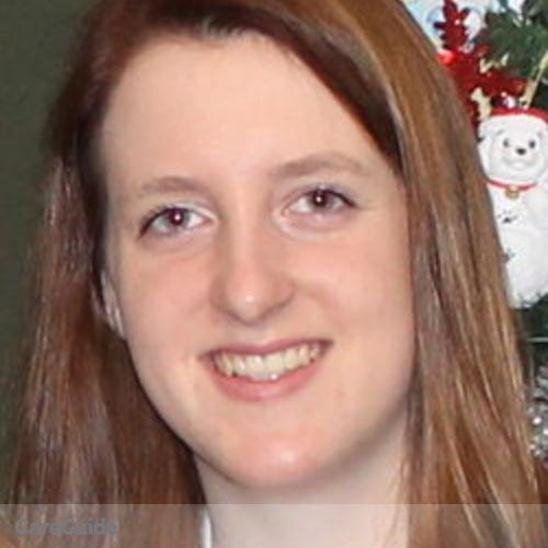 Canadian Nanny Provider Rachel Brennan's Profile Picture