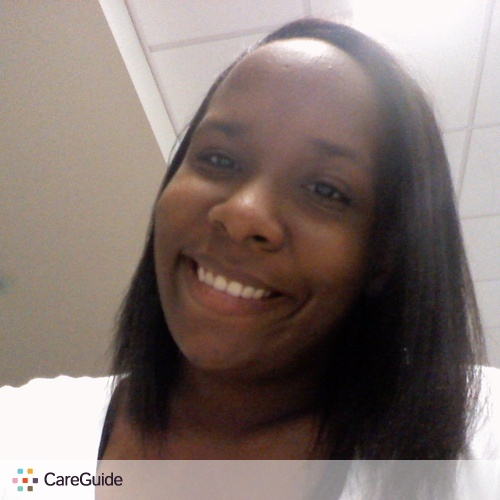 Child Care Provider Khadene S's Profile Picture