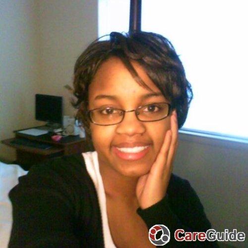 Child Care Provider Meoshia M's Profile Picture