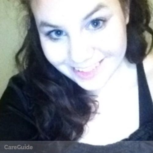 Canadian Nanny Provider Vanessa R's Profile Picture