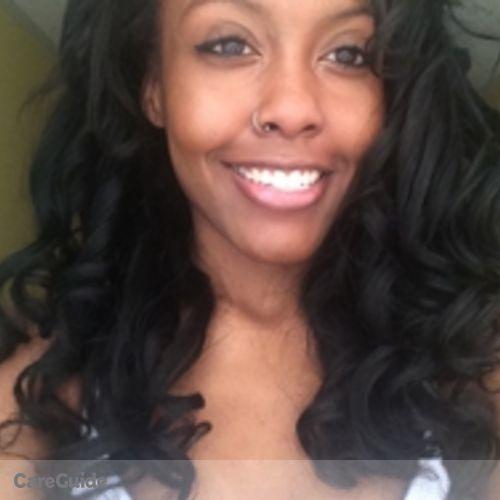 Canadian Nanny Provider Lenysha Blake's Profile Picture