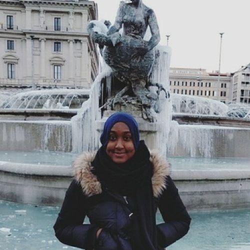 Canadian Nanny Provider Asiyah Elmi's Profile Picture