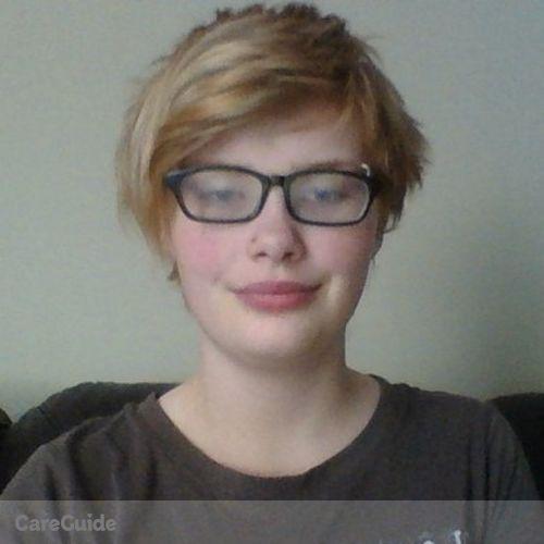 Canadian Nanny Provider Serena Scott's Profile Picture
