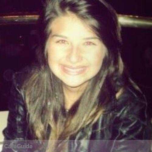 Canadian Nanny Provider Amanda Cabrera's Profile Picture