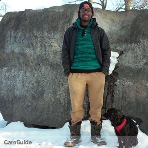 Pet Care Provider Xaviier B's Profile Picture