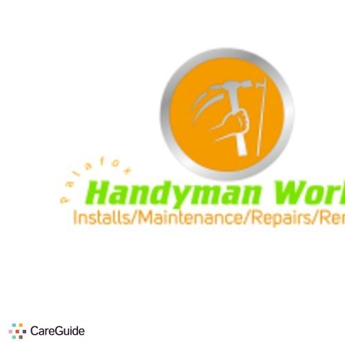 Handyman Provider Edgar Villanueva's Profile Picture