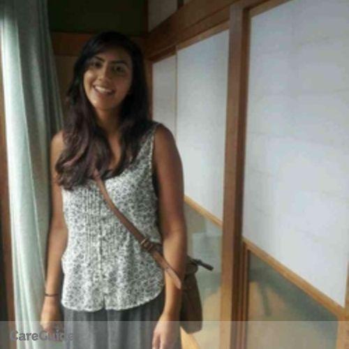 Canadian Nanny Provider Jyoti K's Profile Picture