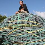 Guinness World Record Holder of Megaton Worlds Largest Rubber Band Ball.