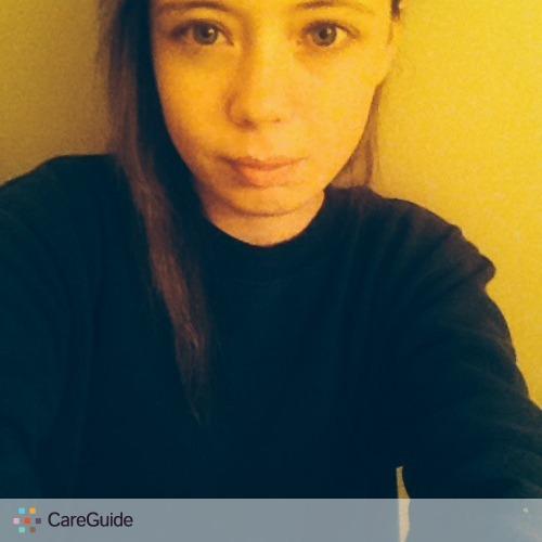 Child Care Provider Kate B's Profile Picture